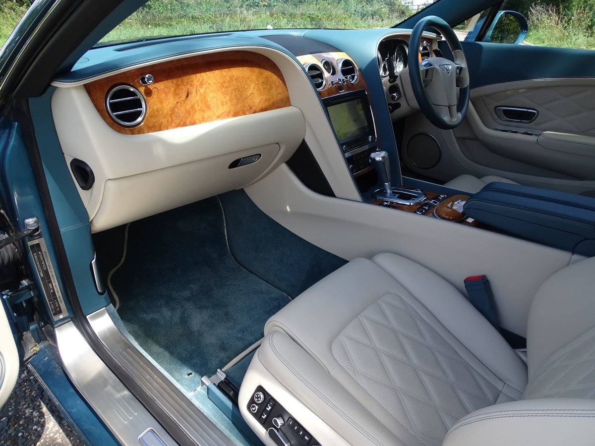 201212 Bentley CONTINENTAL SOLD (picture 15 of 20)