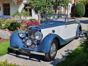 Picture of 1939 Bentley 4.25 litre Derby Vanden Plas DHC, Overdrive For Sale