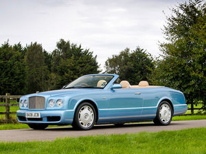 Picture of 2008 BENTLEY AZURE CONVERTIBLE