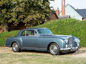 Picture of  THE 1956 EARLS COURT MOTOR SHOW 1956 BENTLEY S1 CONTINENTAL
