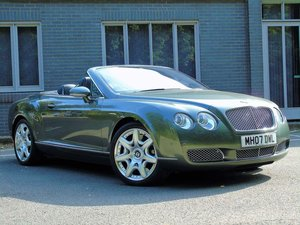 Bentley Continental 6.0 W12 GTC 2dr