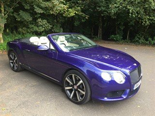 Bentley Continental GTC very high specification
