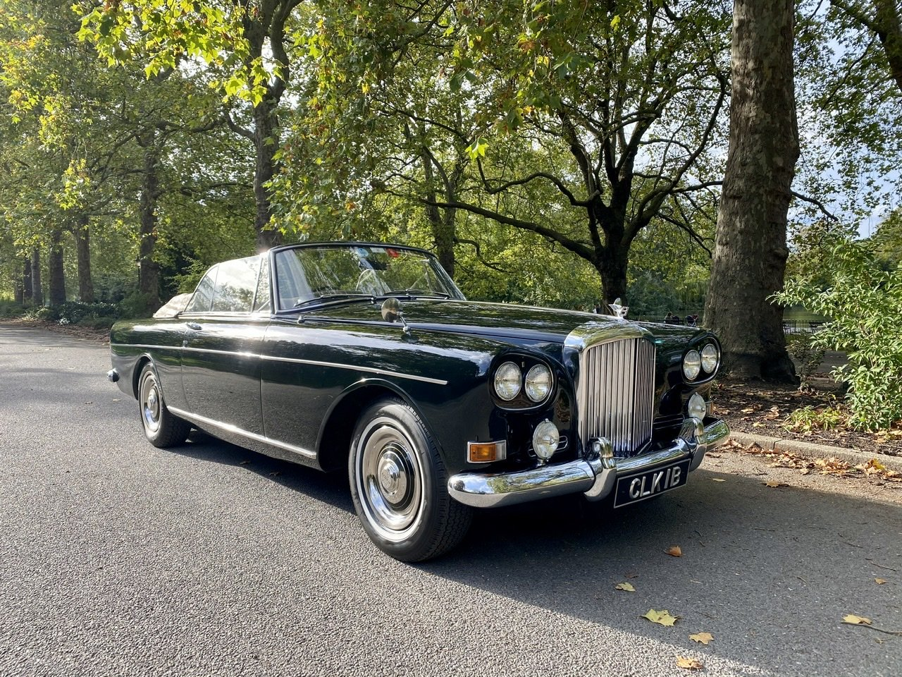 1964 Bentley S3 Continental Drop Head Coupe For Sale (picture 2 of 24)