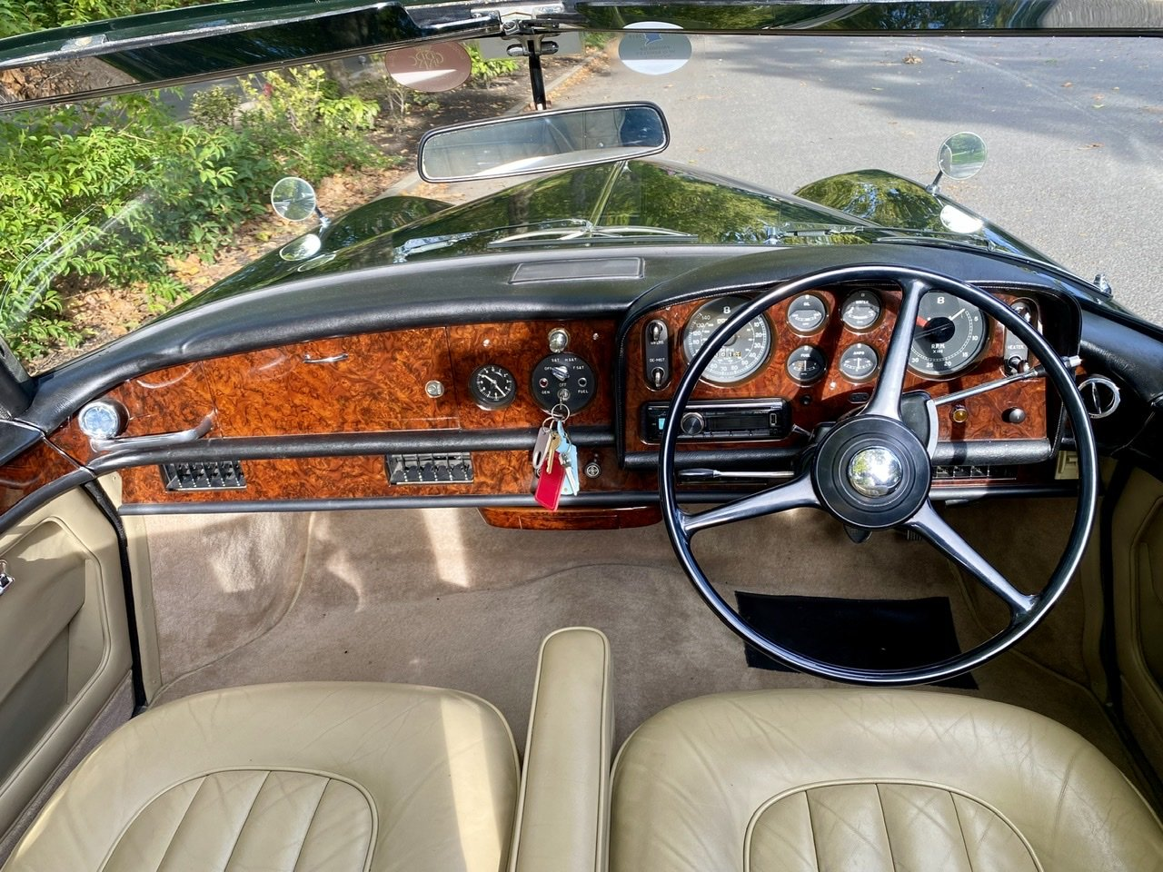 1964 Bentley S3 Continental Drop Head Coupe For Sale (picture 3 of 24)