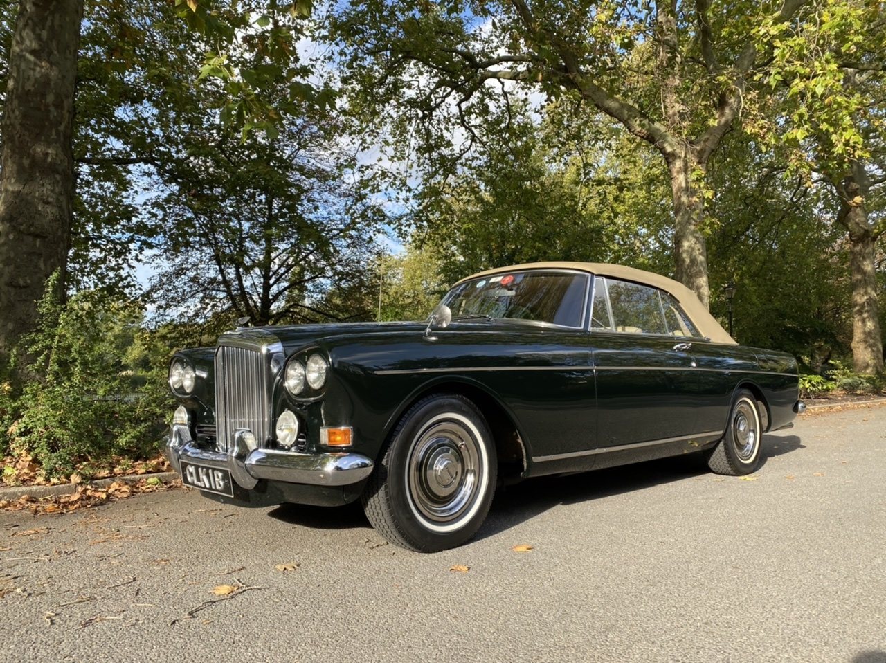 1964 Bentley S3 Continental Drop Head Coupe For Sale (picture 4 of 24)