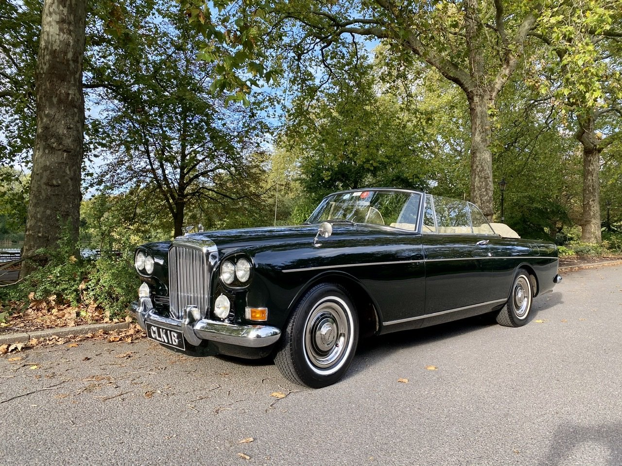 1964 Bentley S3 Continental Drop Head Coupe For Sale (picture 5 of 24)