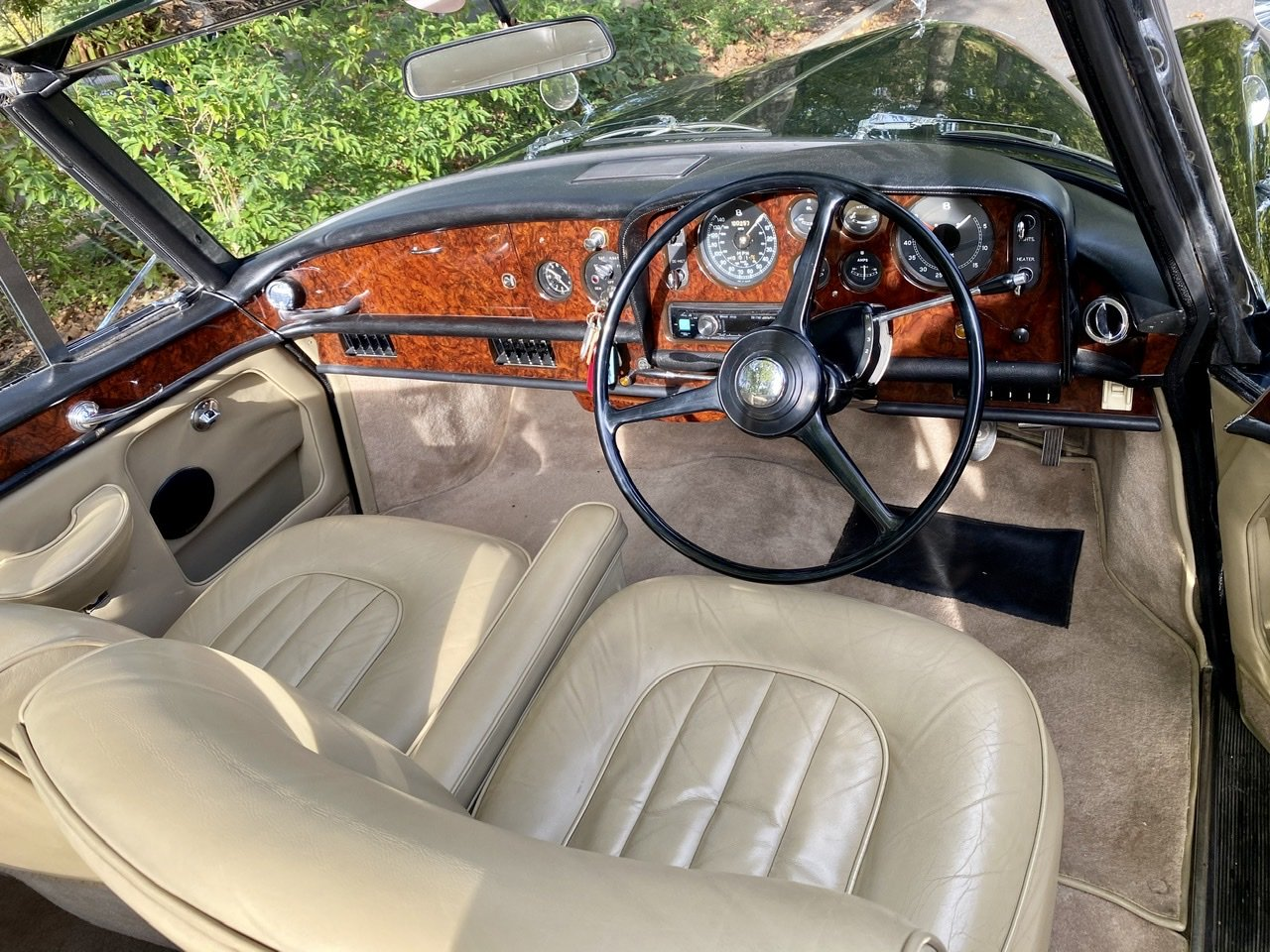 1964 Bentley S3 Continental Drop Head Coupe For Sale (picture 6 of 24)