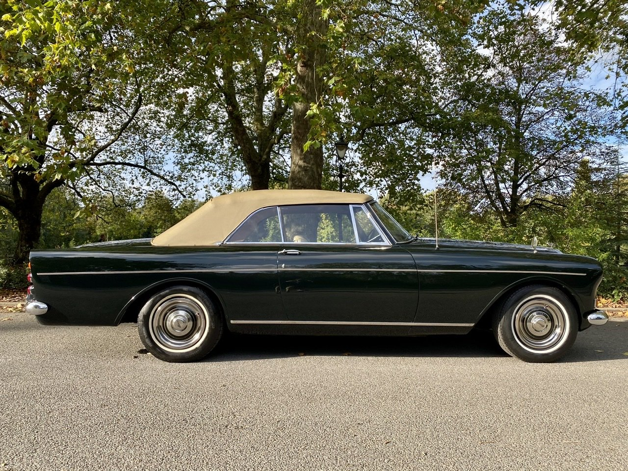 1964 Bentley S3 Continental Drop Head Coupe For Sale (picture 7 of 24)