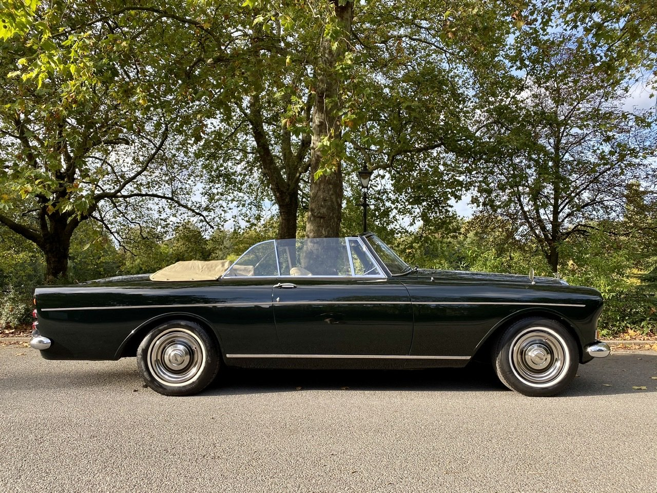 1964 Bentley S3 Continental Drop Head Coupe For Sale (picture 8 of 24)
