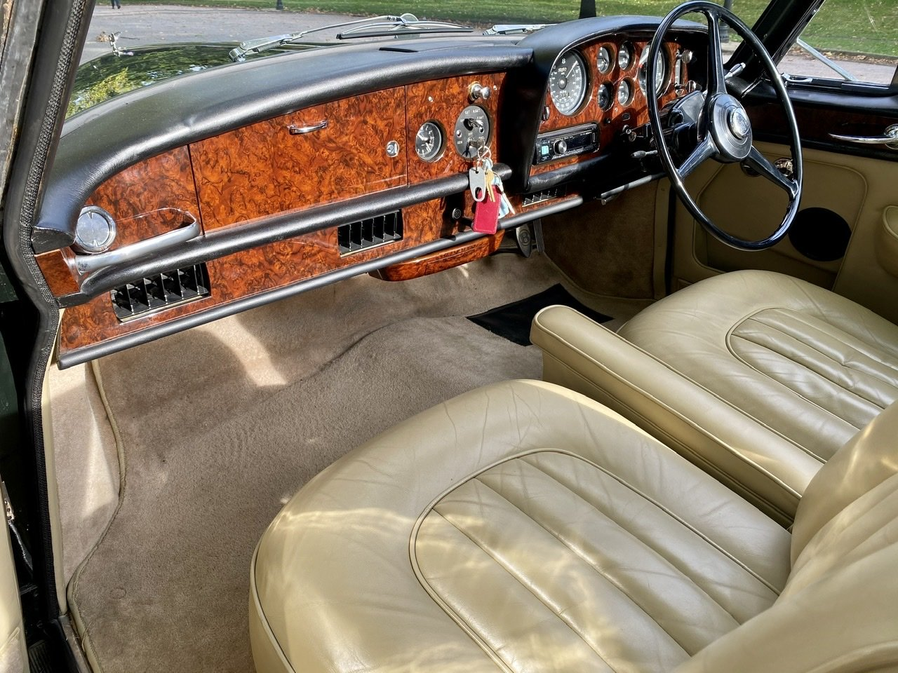 1964 Bentley S3 Continental Drop Head Coupe For Sale (picture 9 of 24)