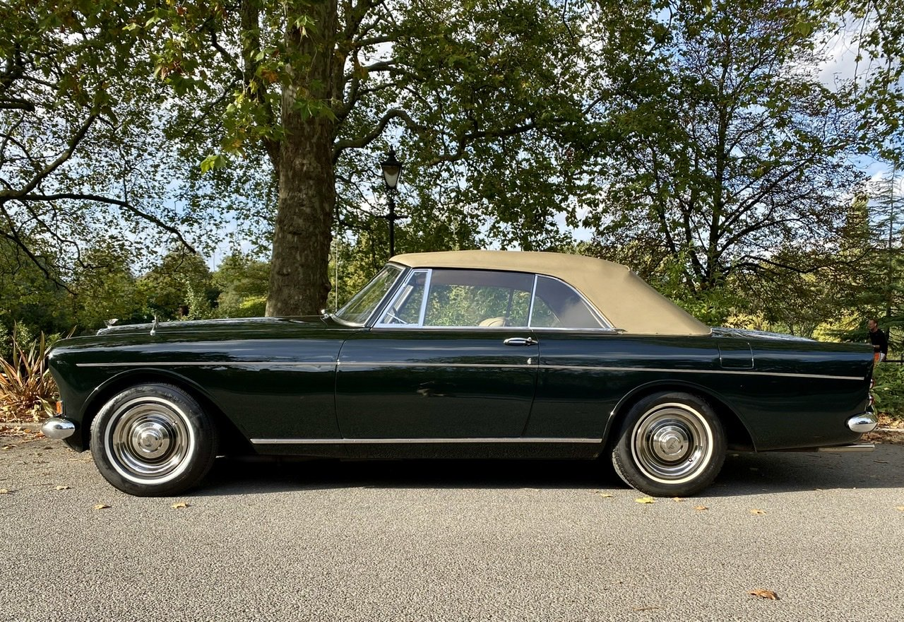 1964 Bentley S3 Continental Drop Head Coupe For Sale (picture 10 of 24)