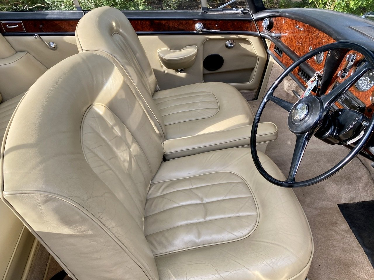 1964 Bentley S3 Continental Drop Head Coupe For Sale (picture 12 of 24)