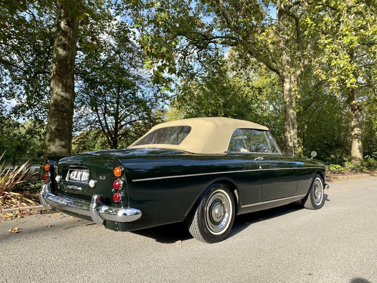 1964 Bentley S3 Continental Drop Head Coupe For Sale (picture 13 of 24)