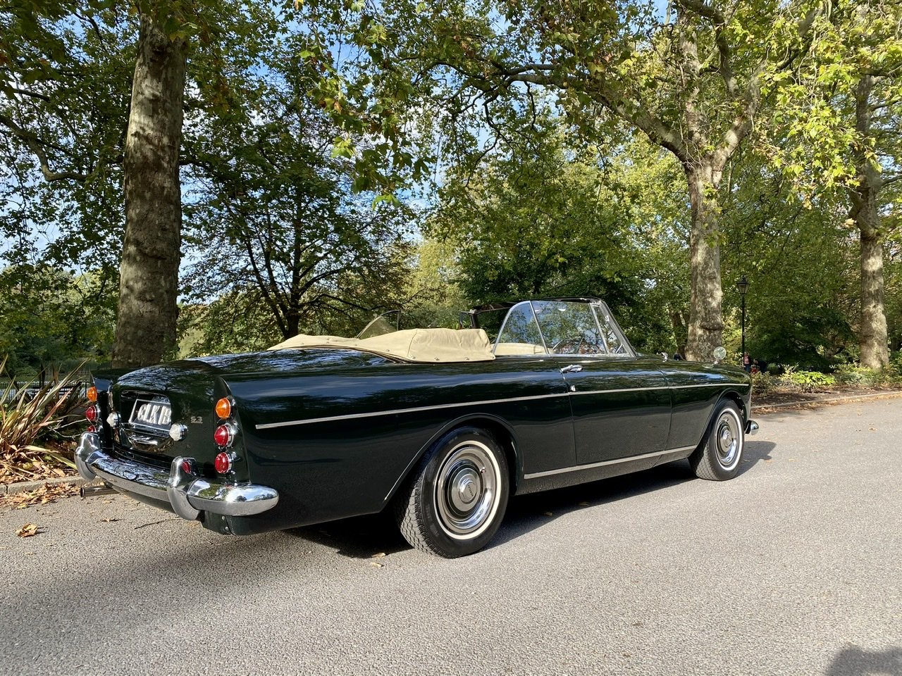 1964 Bentley S3 Continental Drop Head Coupe For Sale (picture 14 of 24)