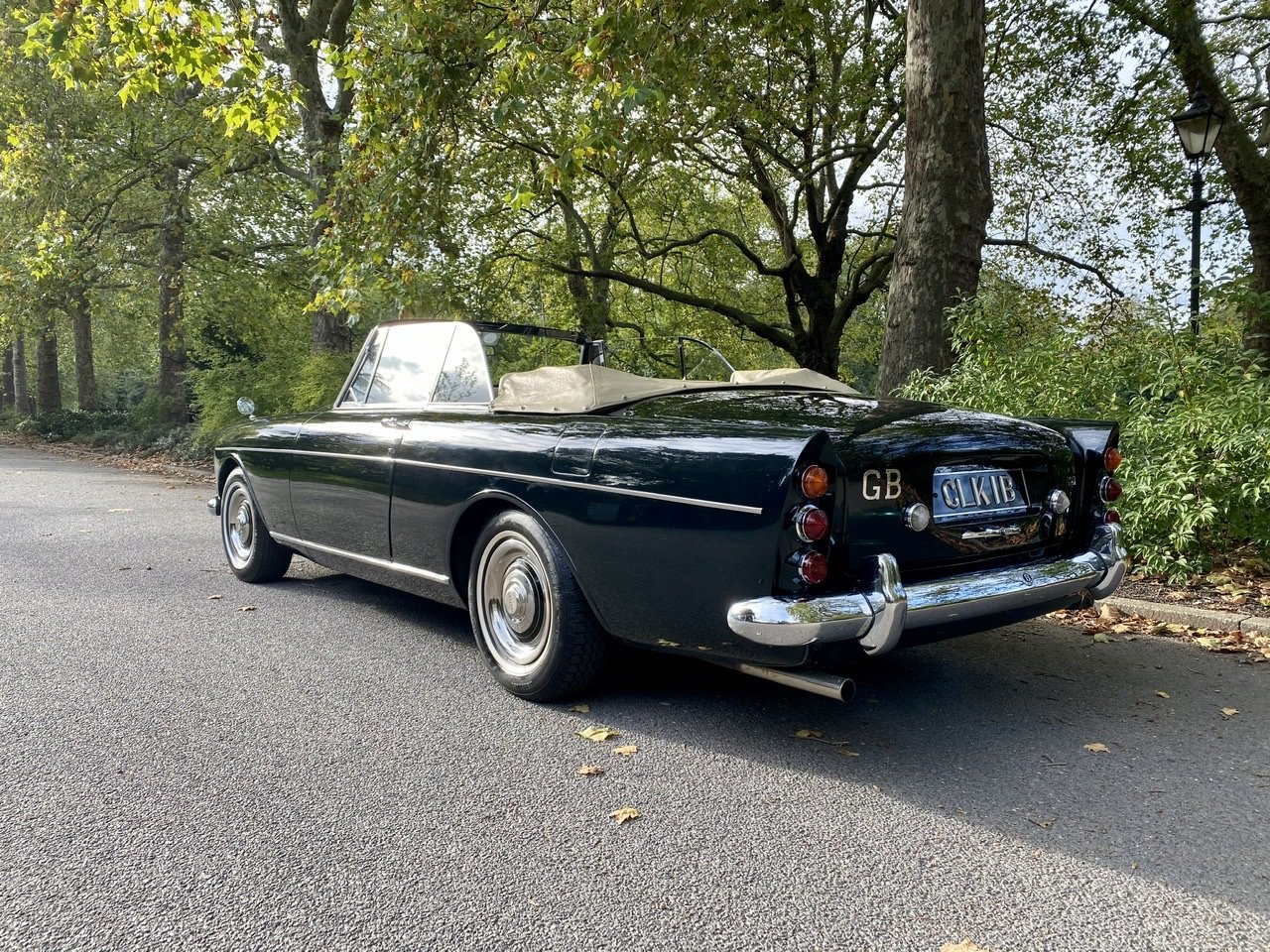 1964 Bentley S3 Continental Drop Head Coupe For Sale (picture 17 of 24)