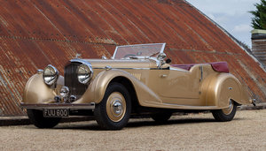Picture of 1939 Bentley 4¼ Litre Vanden Plas Open Tourer 'Honeysuckle' For Sale