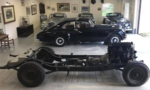 Picture of 1953 Bentley R Type Chassis Fully Restored For Sale