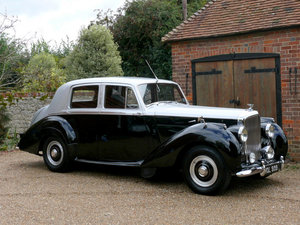Picture of 1953 Bentley R-Type Manual  For Sale