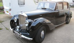 Picture of 1950 Bentley Mark VI For Sale