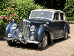 Picture of 1953 BENTLEY R TYPE  SPORTS SALOON manual For Sale
