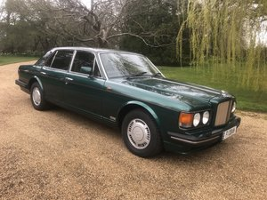 Picture of 1990 Bentley Turbo R genuine 80000 miles