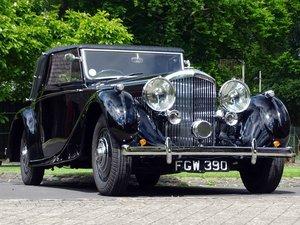 Picture of 1938 Bentley 4.25L Sedanca De Ville by James Young For Sale