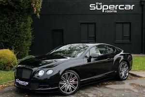 Bentley Continental GT Speed - 2015 - 11K Miles