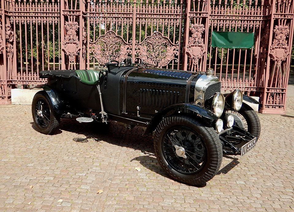 1929 Bentley 4.5 Litre Le Mans Rep  For Sale (picture 1 of 6)