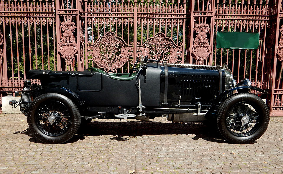 1929 Bentley 4.5 Litre Le Mans Rep  For Sale (picture 2 of 6)
