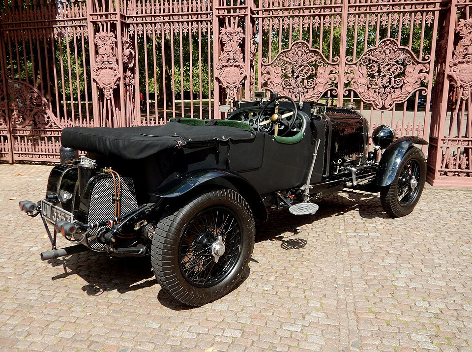 1929 Bentley 4.5 Litre Le Mans Rep  For Sale (picture 3 of 6)