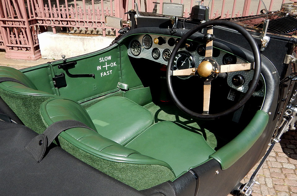 1929 Bentley 4.5 Litre Le Mans Rep  For Sale (picture 4 of 6)
