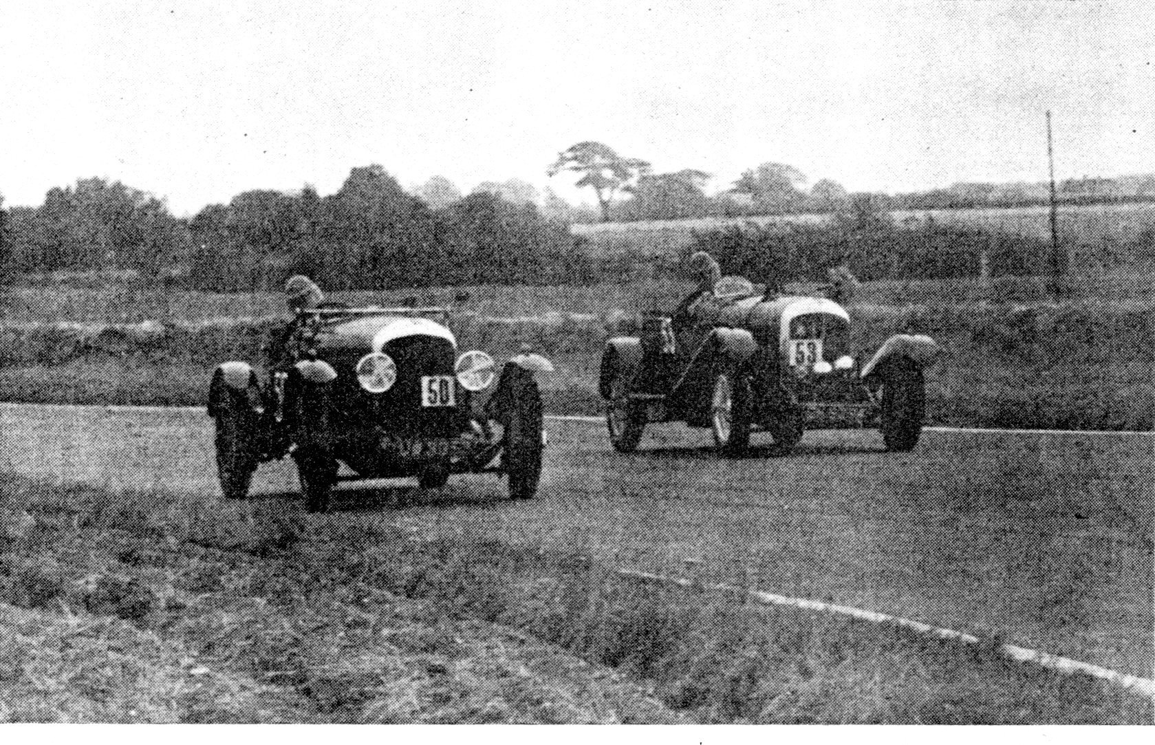 1929 Bentley 4.5 Litre Le Mans Rep  For Sale (picture 6 of 6)