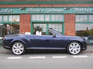 Picture of 2008 Bentley GTC Continental Mulliner SOLD