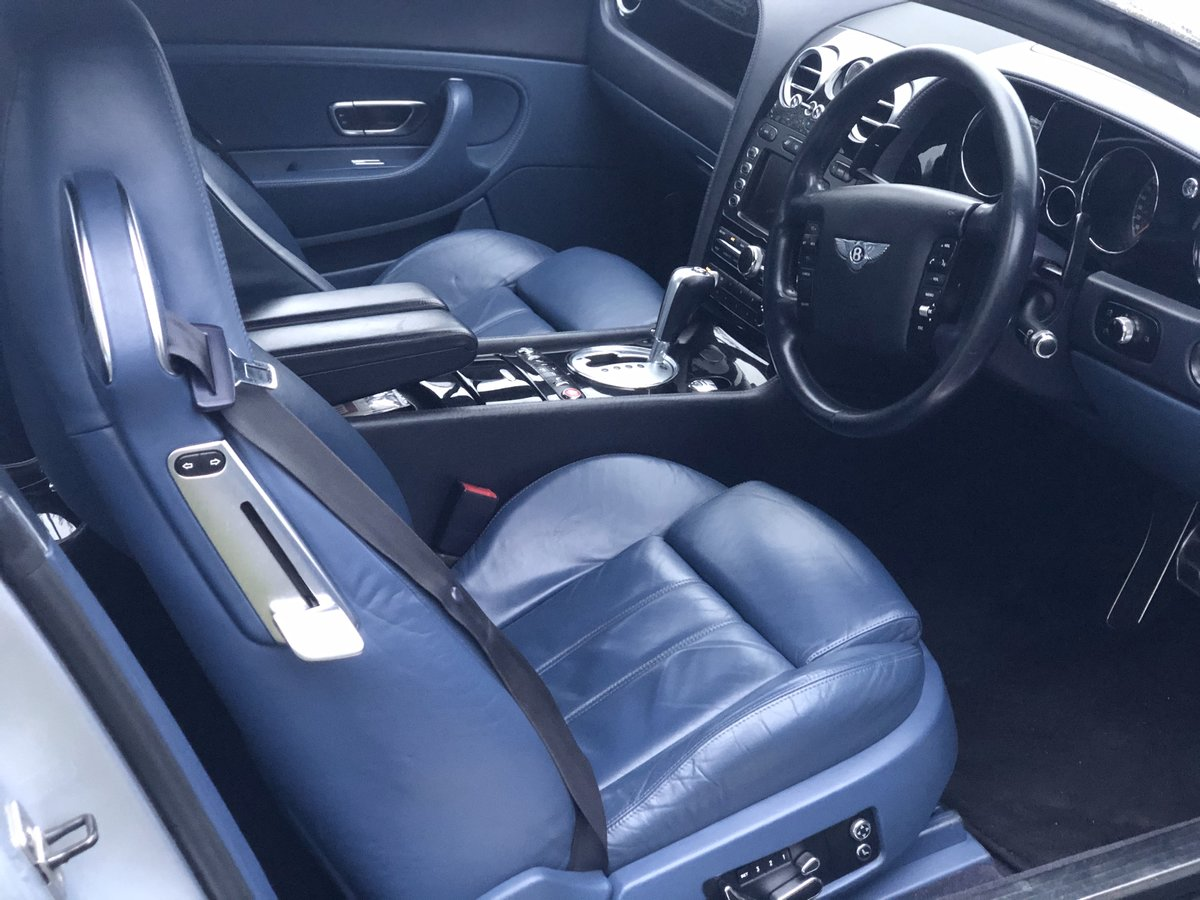 2004 Bentley GT w12 twin turbo For Sale (picture 3 of 3)