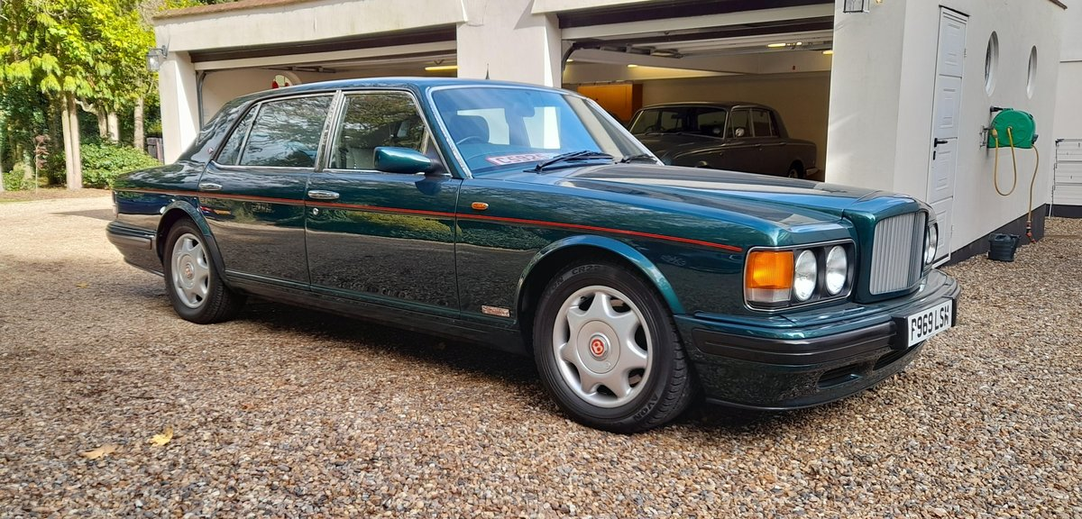 1997 (P) Bentley Turbo R 51,000 miles Auto LWB For Sale (picture 1 of 6)