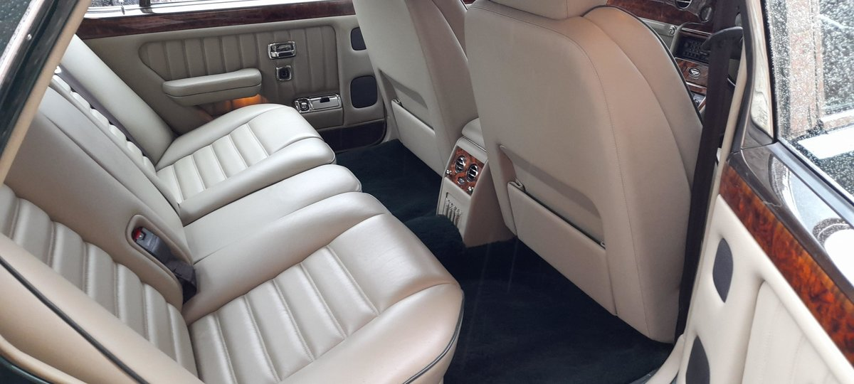 1997 (P) Bentley Turbo R 51,000 miles Auto LWB For Sale (picture 4 of 6)