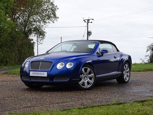 200707 Bentley CONTINENTAL GTC