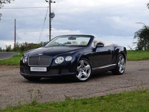Picture of 201463 Bentley CONTINENTAL GTC