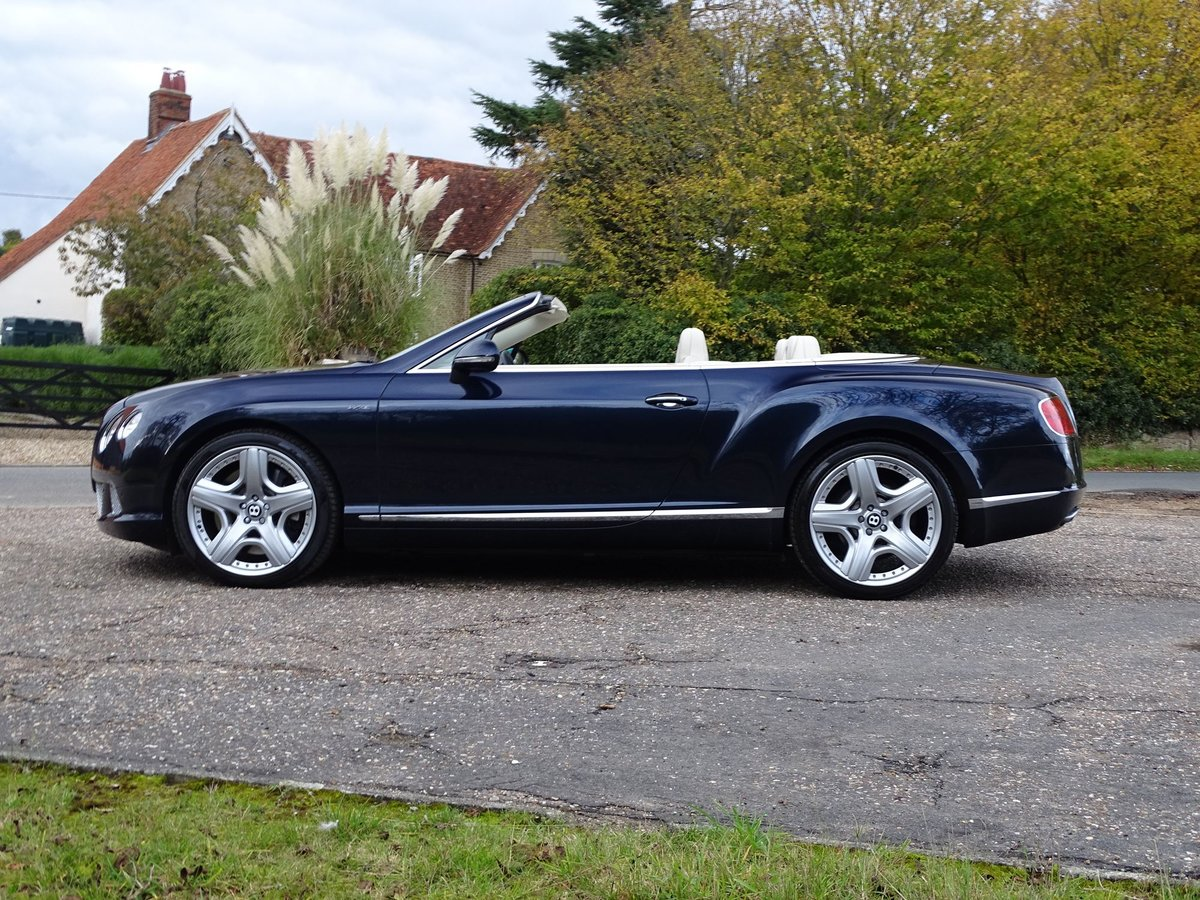 201463 Bentley CONTINENTAL GTC SOLD (picture 2 of 20)