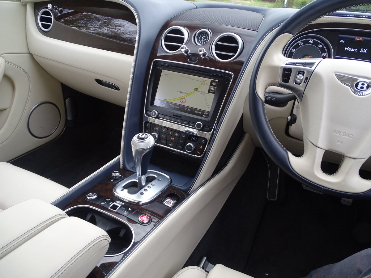 201463 Bentley CONTINENTAL GTC SOLD (picture 6 of 20)