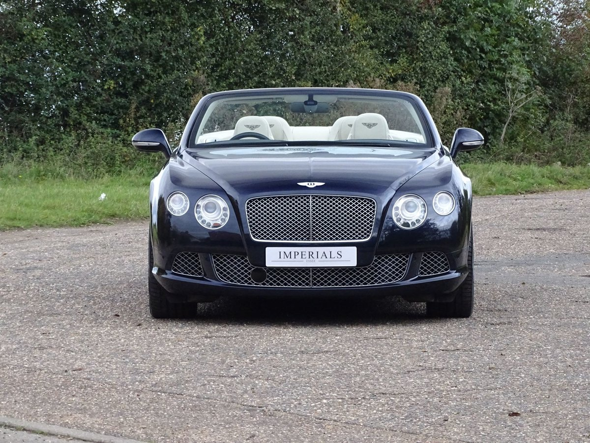 201463 Bentley CONTINENTAL GTC SOLD (picture 9 of 20)