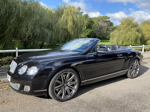 Picture of 2010 Bentley Continental GTC Mulliner