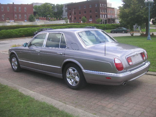 1999 Bentley Arnage 4dr Sedan with 29,000 original miles For Sale (picture 6 of 6)