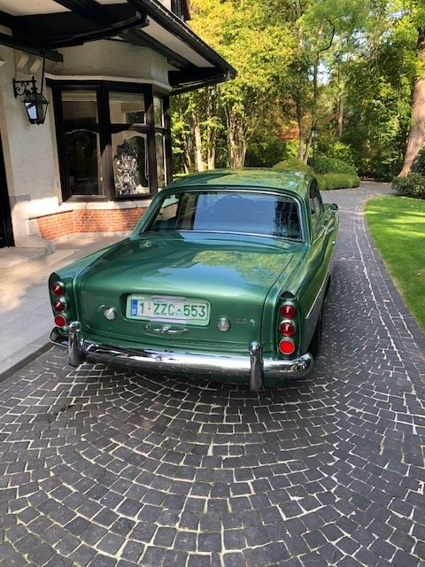 1964 S3 Continental coupe by Park-Ward For Sale (picture 3 of 6)
