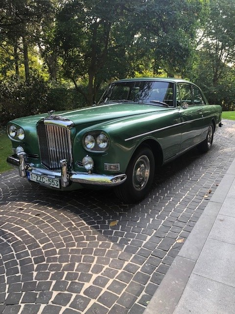 1964 S3 Continental coupe by Park-Ward For Sale (picture 4 of 6)
