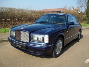 Picture of 2000 (W) BENTLEY ARNAGE RED LABEL