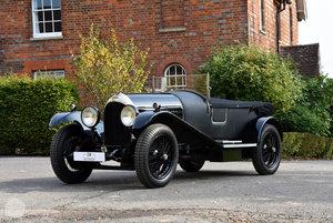Bentley 3-Litre Open Tourer | Vanden Plas Homage