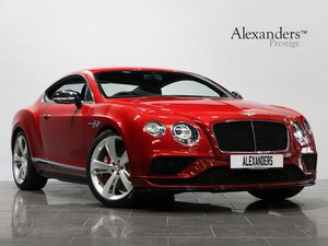 Picture of 2016 16 16 BENTLEY CONTINENTAL GT V8 S 4.0 AUTO