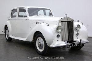 Picture of 1951 Bentley Mark VI