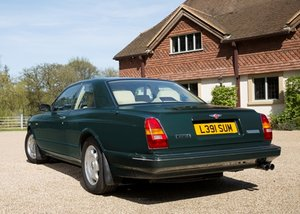 Picture of 1993 Bentley Continental R For Sale by Auction